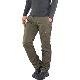 Pinewood Finnveden Tighter Pantaloni Uomo, dark olive